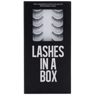 LASHES IN A BOX N°10