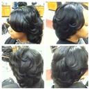 Hair by @KeliJenee