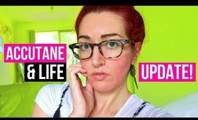 LIFE, ACNE + ACCUTANE UPDATE 2017! Is This It?! Jess Bunty Vlog