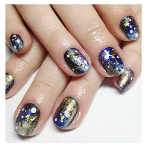 my new nails:)