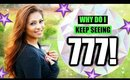 WHY YOU KEEP SEEING 777? │ PAY ATTENTION TO THE IDEAS THAT POP UP IN YOUR MIND!!