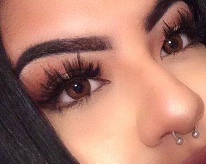 Ardell 203 are the lashes 😊