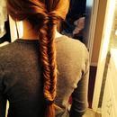 Fish tail braid ❤️💙💚💜