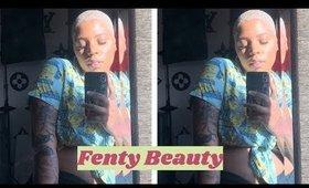 Golden hour makeup tutorial | full face using fenty beauty