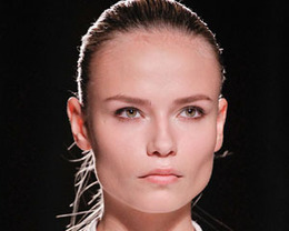 Balmain Makeup, Paris Fashion Week, S/S 2012