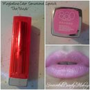 "Maybelline Color Sensational Lipstick in ""Pink Pop"""