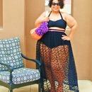Gorgeous curvy girl can TOO rock a bikini!