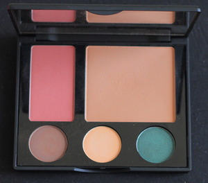 INGLOT Face Palette #1