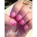 Pink Mani❤