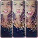 did my makeup 👄