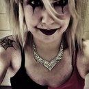 Harley Quin Makeup.