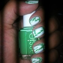 shattered green