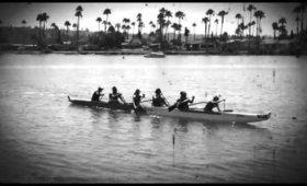 Paddling w/ Ikuna Koa Outrigger Canoe Club