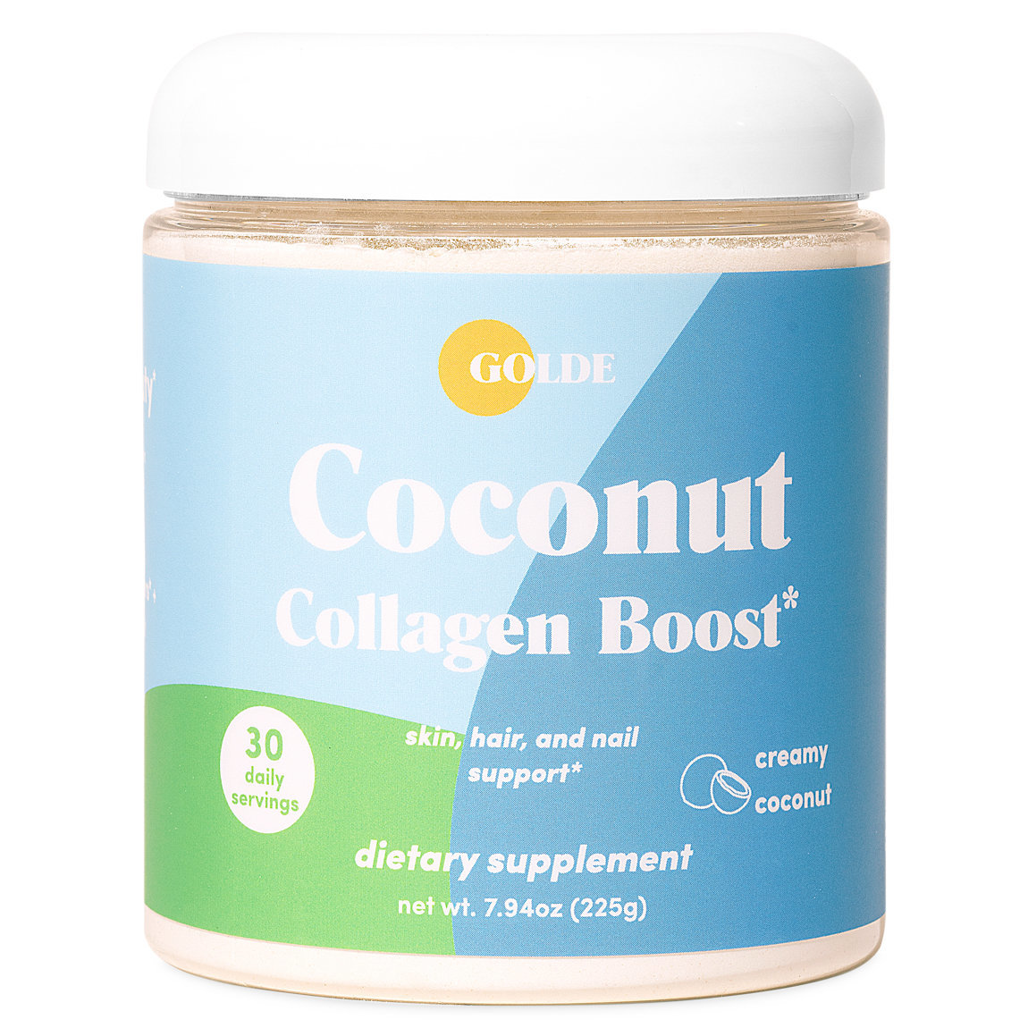 Golde Coconut Collagen Boost alternative view 1 - product swatch.