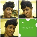 Hair by Tajee'