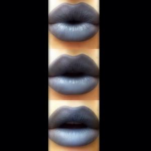 💀👄 #lotd #meltcosmetics #meltspacecake #makeupaddict #ilovemakeup #lips👄💀
