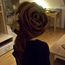 for my good friend cristiane N. ... your hair rose