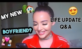 MY NEW HOUSE! | LIFE UPDATE Q&A