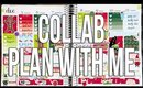 Collaboration Plan with Me with AshleyAnnLaz | Mrs. Claus's Bakery Weekly Kit