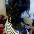 Side Awepdt  Fancy Hair Do
