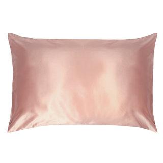 Queen/Standard Silk Pillowcase Pink