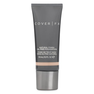 Natural Finish Oil Free Foundation