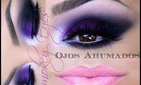 Ojos Ahumados Economico / Smokey eye (ENGLISH SUBTITLES)
