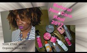 New Natural Hair Products: E'TAE, CAMILLE ROSE, TGIN, MIELLE ORGANICS & MORE