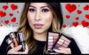 VALENTINES DAY LOOK USING ALL DRUGSTORE PRODUCTS Is Wet n wild WORTH THE HYPE ????