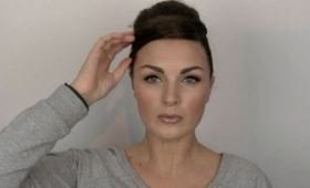 Audrey Hepburn make-up tutorial