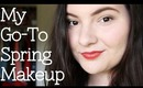 Go-To Spring Makeup Tutorial | OliviaMakeupChannel