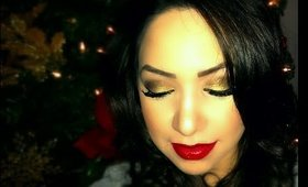 A Christmas Inspired Tutorial!