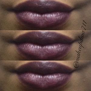 #maccosmetics #nightmoth #lipliner #cyber #lipstick #makeupdiva711