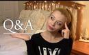 Q&A: High School, College, Boyfriend, & Blonde Girl Moments   TheStylesMeow