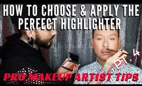 How To Choose The Perfect Highlighter For Your Skin Tone | mathias4makeup