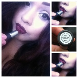 New New New!!!! Matte Mac Lipstick absolutely love!!! 