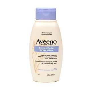 Aveeno Stress Relief Body Wash