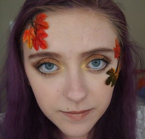 October 31st 2014: Sadly the last day of the 31 days of Halloween, but this is my fall fairy look!
