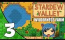 Let's Play Stardew Valley 1.1 - Ep. 3 Mining & Egg Hunt Fail