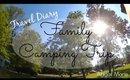 Family Camping Vlog | Indiana Travel Diary