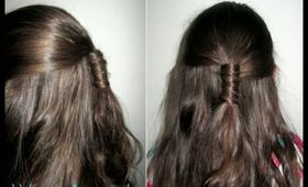 How To: Wrap Around Hairstyle