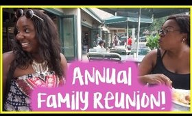 Annual Family Reunion! - Kaitlyn Angela