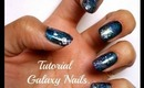 Tutorial Galaxy Nails