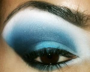 arabic blue