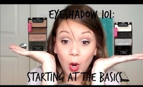 MM: Eyeshadow 101/Starting at the Basics
