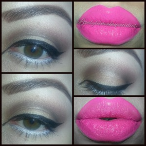 Yesterday's Makeup :))