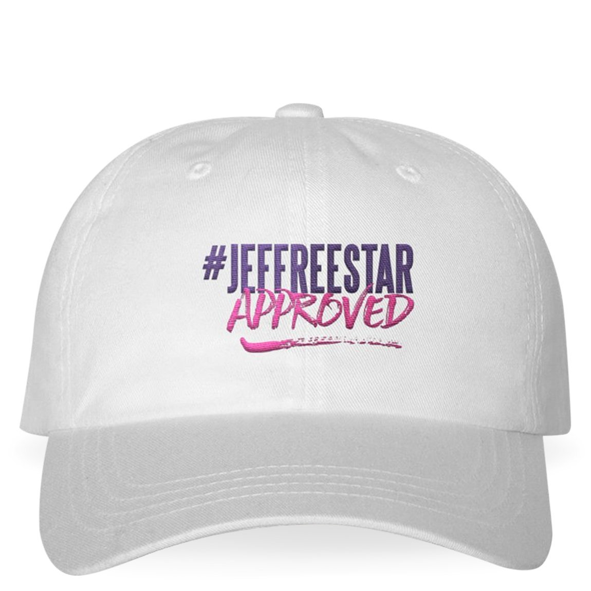 Jeffree Star Cosmetics Approved Dad Hat alternative view 1 - product swatch.