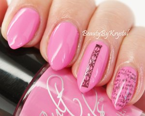 """Cult Nails Falling Hard from the """"It's a New Day"""" trio. http://www.beautybykrystal.com/2014/06/cult-nails-its-new-day-spring-radiance.html"""