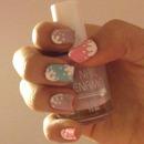 My splash nails!