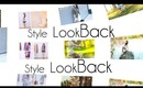 My Style LookBack - Compilation of past Outfits
